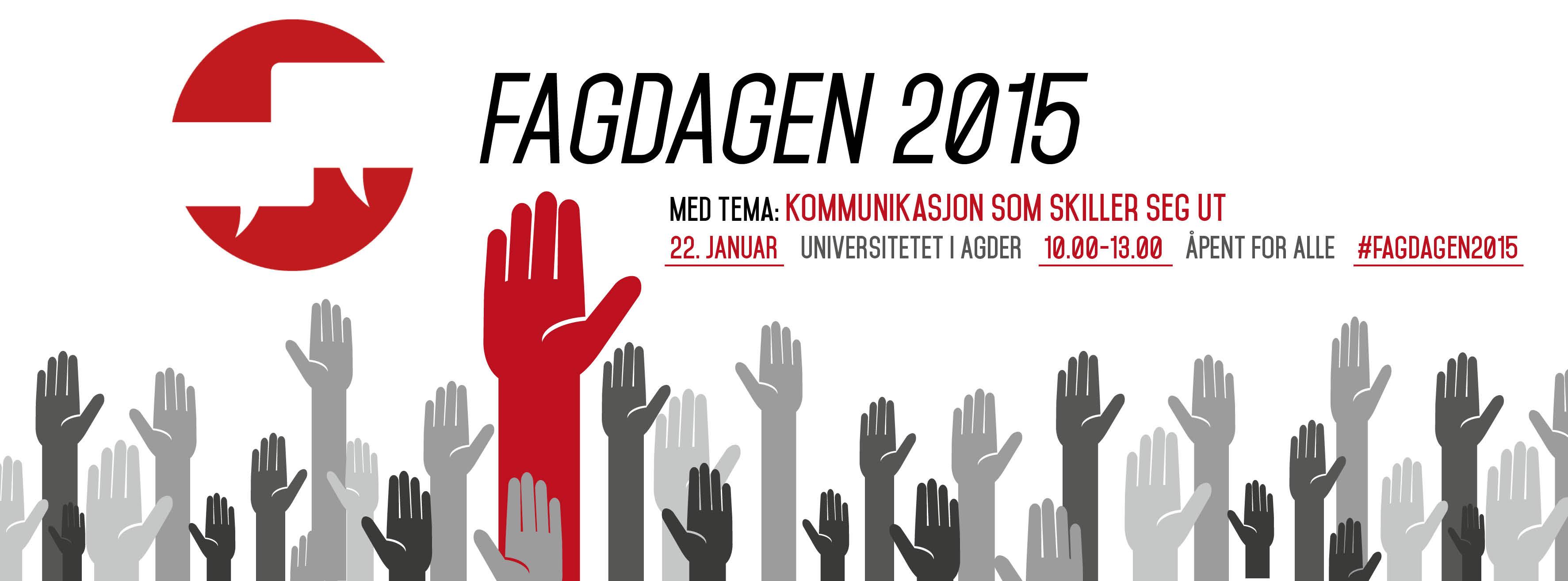 FAGDAGEN 2015